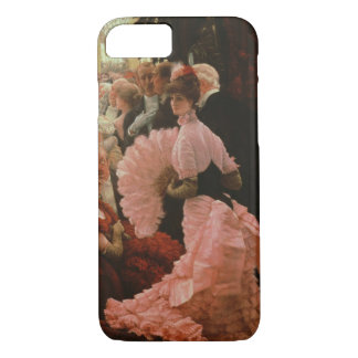 The Reception or, L'Ambitieuse (Political Woman) c iPhone 8/7 Case