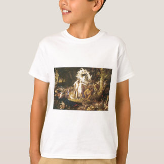The Reconciliation Of Oberon And Titania,1847 T-Shirt