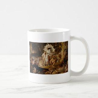 The Reconciliation of Oberon and Titania Coffee Mugs