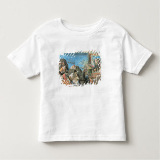 The Recovery of the Bay of San Salvador Toddler T-Shirt