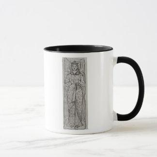 The Recumbant Eleanor of Aquitaine Mug