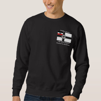The Red Baron Manfred Von Richthofen Sweatshirt