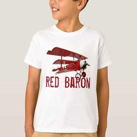 "The ""Red Baron"" triplane T-Shirt"