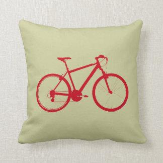 the red bike cushion