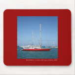 The Red Boat Mousemat
