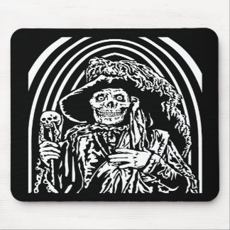 The Red Death Mousepad