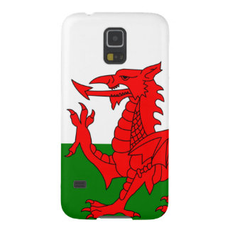 The Red Dragon [Flag of Wales] Galaxy S5 Cover