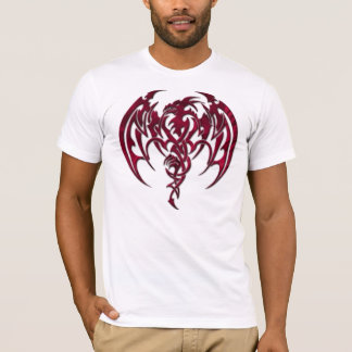 The red dragon - T-Shirt