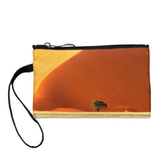 The red dunes of Sossusvlei Change Purse