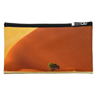 The red dunes of Sossusvlei Cosmetic Bags