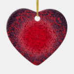 The Red Heart Ornament