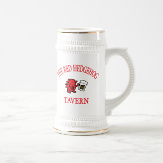 The Red Hedgehog Tavern - Vienna Beer Steins