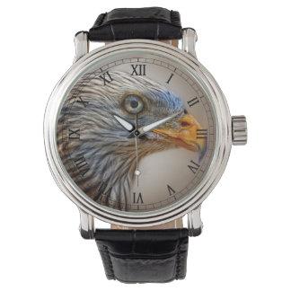 The Red Kite Bird Wrist Watch