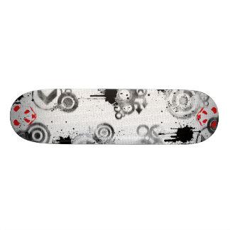 The Red Panda Z.Board Skate Boards