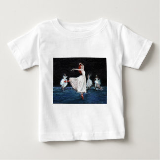 The Red Shoes Baby T-Shirt