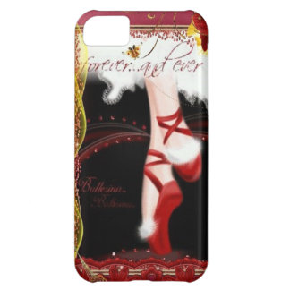 the red shoes iPhone 5C covers