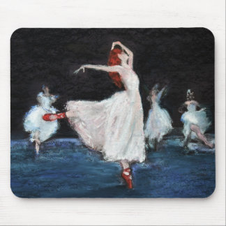 The Red Shoes Mouse Mat