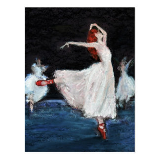 The Red Shoes Postcard