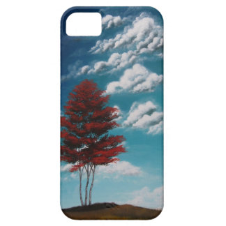 The Red Tree Phone Case iPhone 5 Cover