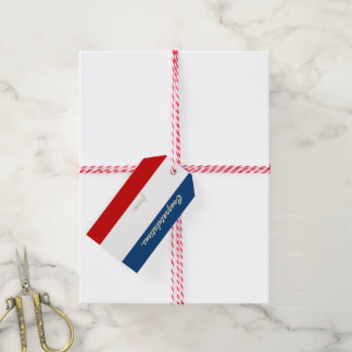 The Red White and Blue Gift Tags