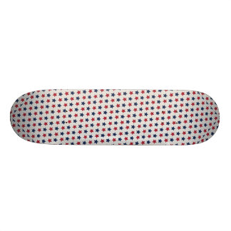 The Red White and Blue Skateboard Decks