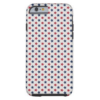 The Red White and Blue Tough iPhone 6 Case