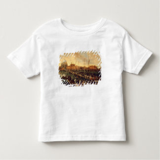 The Redentore Procession (oil on canvas) Toddler T-Shirt
