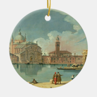The Redentore, Venice Christmas Ornament