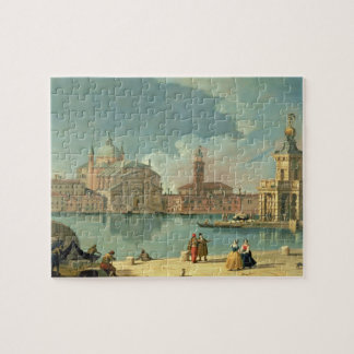 The Redentore, Venice Jigsaw Puzzle