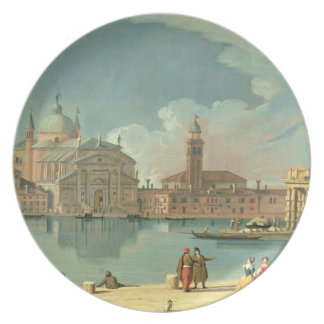 The Redentore, Venice Plate