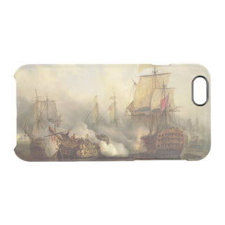 The Redoutable at Trafalgar, 21st October 1805 Clear iPhone 6/6S Case
