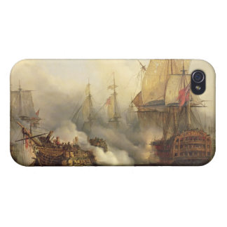 The Redoutable at Trafalgar, 21st October 1805 iPhone 4/4S Cases