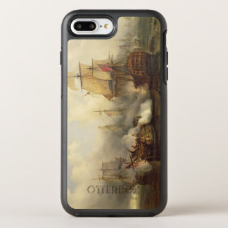 The Redoutable at Trafalgar, 21st October 1805 OtterBox Symmetry iPhone 7 Plus Case