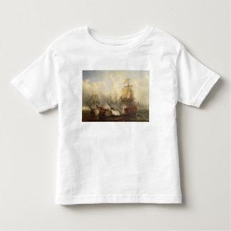 The Redoutable at Trafalgar, 21st October 1805 Toddler T-Shirt