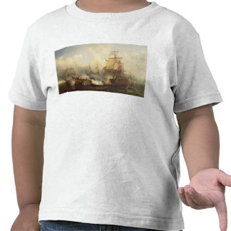 The Redoutable at Trafalgar, 21st October 1805 T Shirt