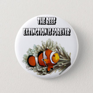 The Reef 6 Cm Round Badge