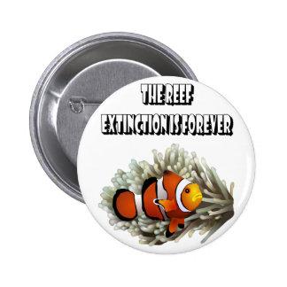 The Reef 6 Cm Round Badge