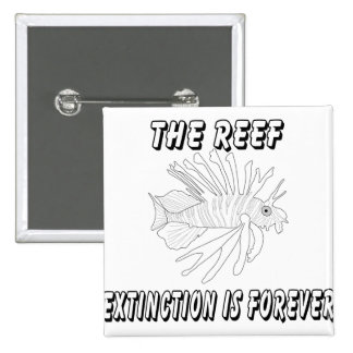 The Reef Pinback Buttons