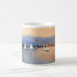 The Regatta Coffee Mug