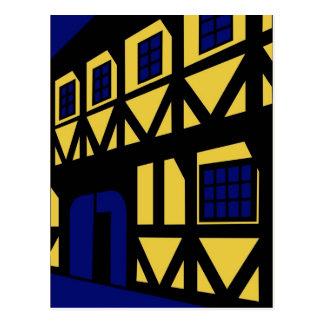 The Renaissance House Postcard