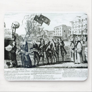 The Repeal, or the Funeral Procession Mouse Mat