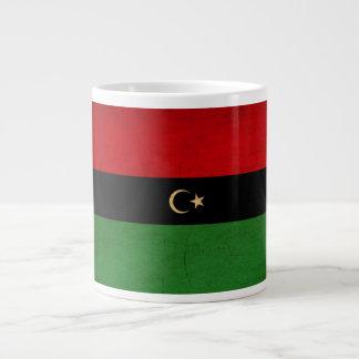 the republic of libya tex3Republic of Libya Flag Jumbo Mug