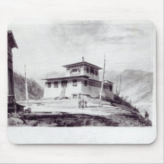 The Residence of Lam Glassa-too Mouse Pad