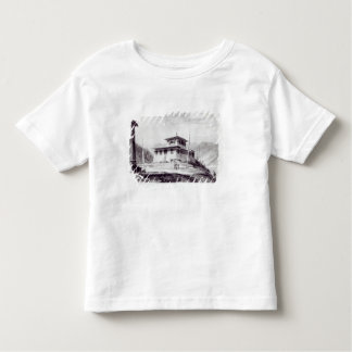 The Residence of Lam Glassa-too Toddler T-Shirt