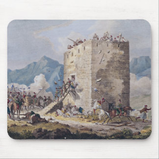 The Resistance of Forty Greek Rebels Mouse Mat