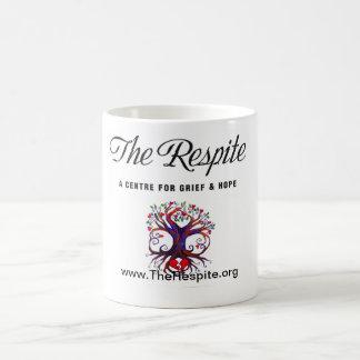 The Respite Classic White Mug