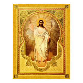 The Resurrection of Our Lord – Icon card