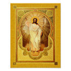 The Resurrection of Our Lord – Icon Poster