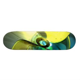 The Return Abstract Skate Decks