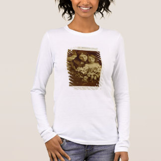The Return after Three Days, c.1865 (sepia photo) Long Sleeve T-Shirt